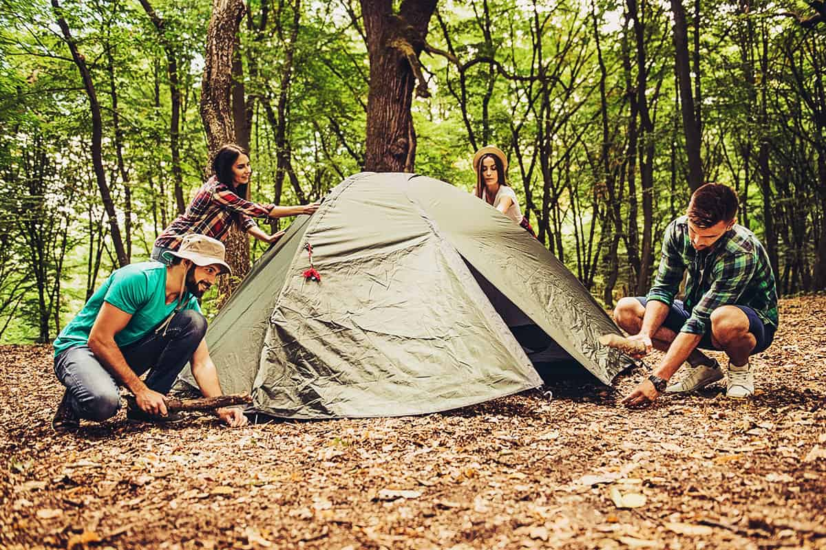 Best 4 Person Tent of 2021 (Guide & Reviews)
