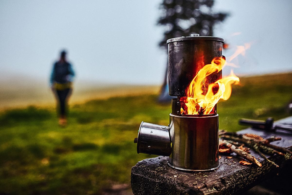Best Wood Burning Backpacking Stove of 2021 (Guide & Reviews)