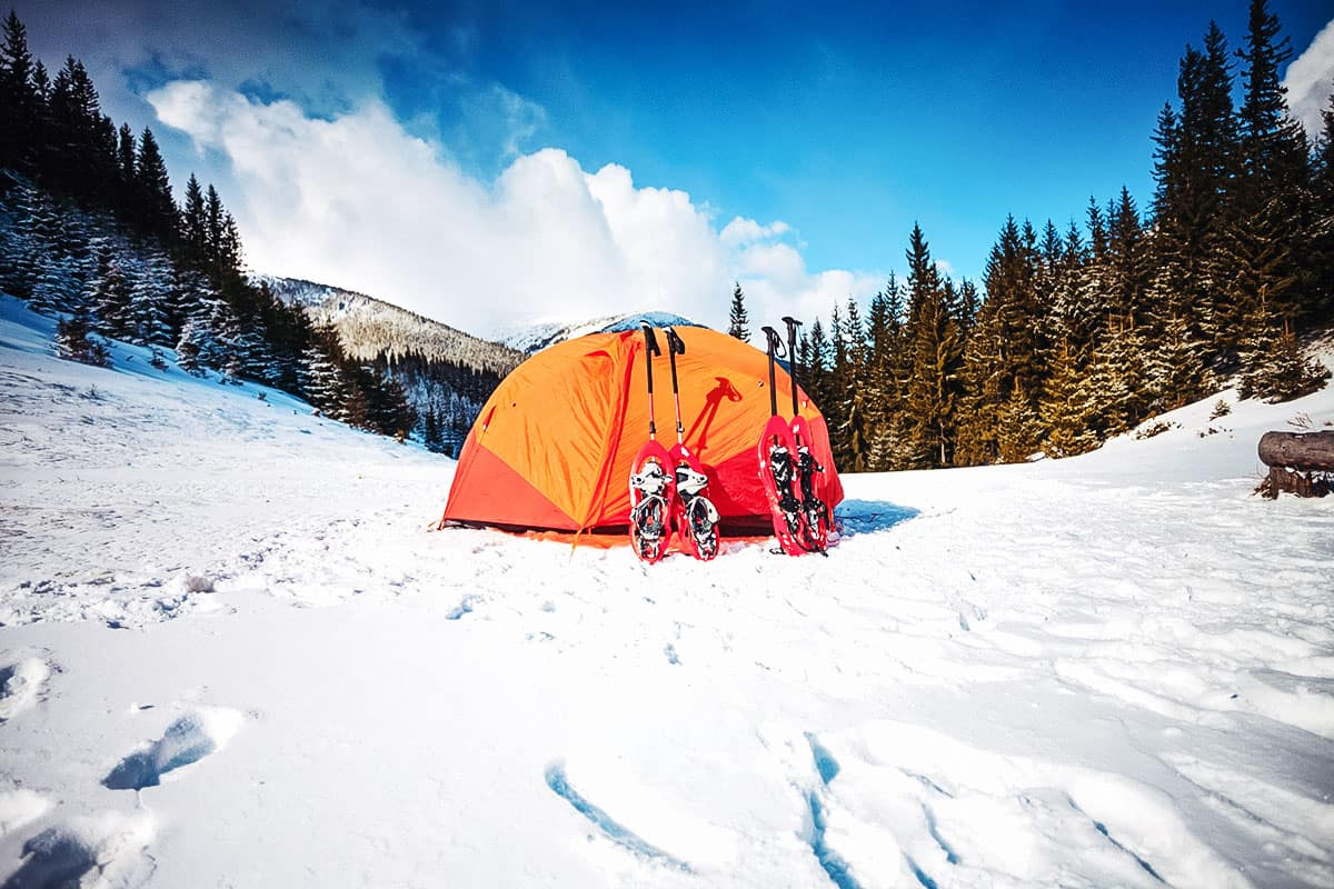 Best Cold Weather Tent of 2021 (Guide & Reviews)
