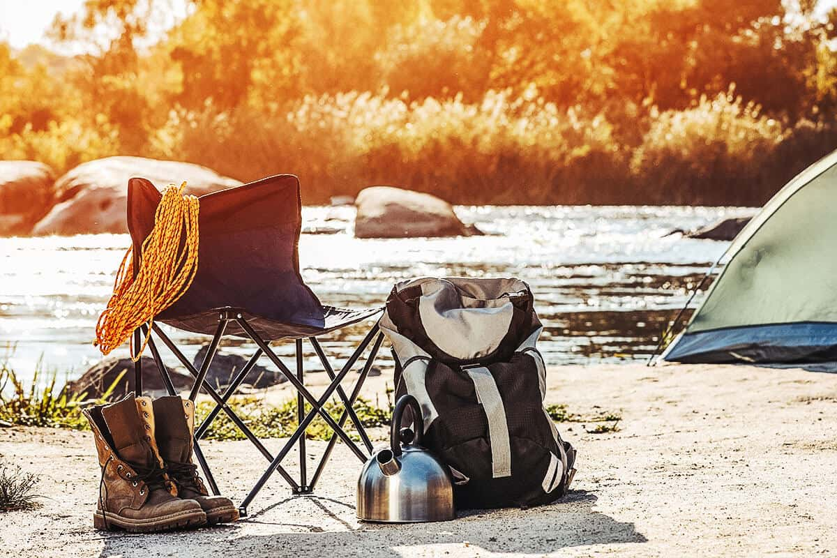 Best Backpacking Chair of 2021 (Guide & Reviews)