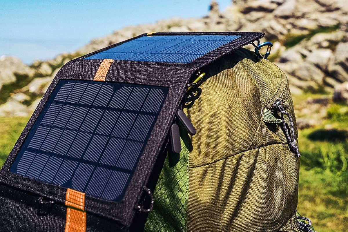 Best Solar Charger for Camping of 2021 (Guide & Reviews)