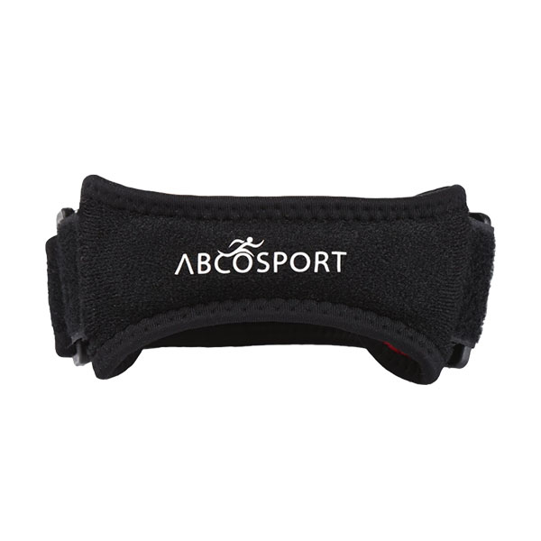 Abco Tech Patella Knee Strap for Knee Pain Relief on white background
