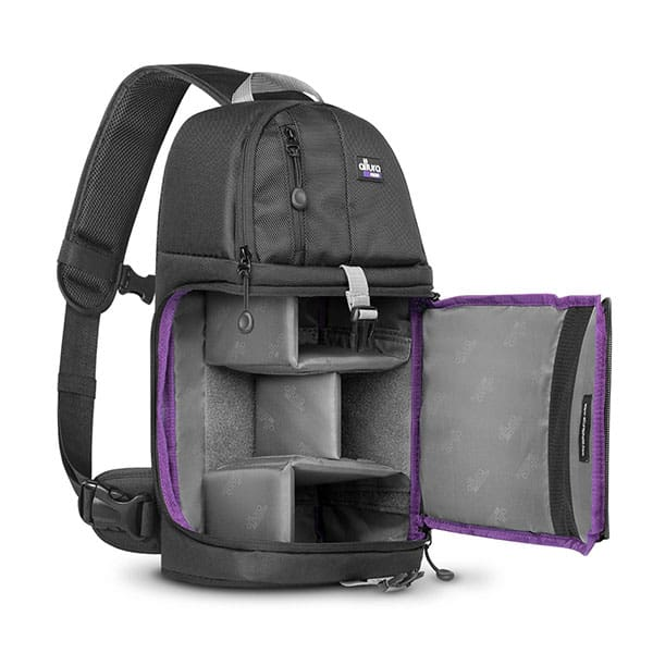Altura Photo Camera Sling Backpack on white background