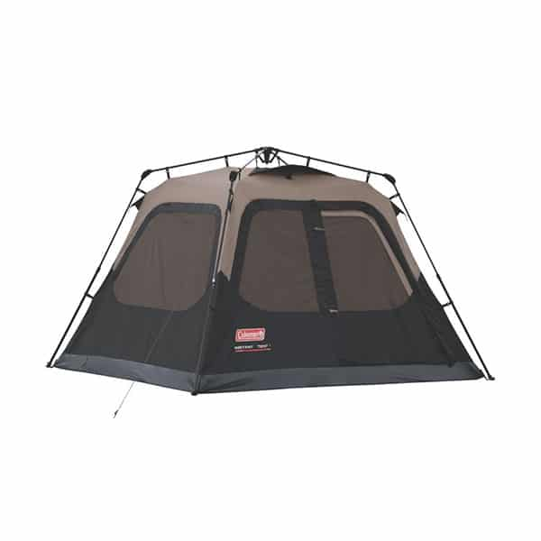 Coleman Cabin Tent with Instant Setup on white background