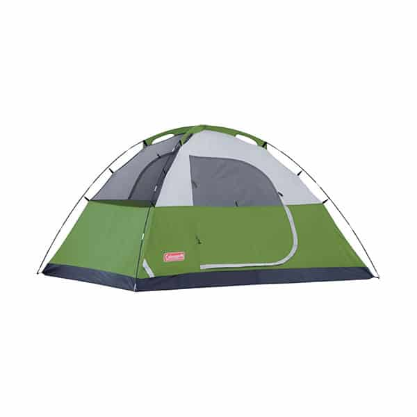 Coleman Sundome 4 Person Tent on white background