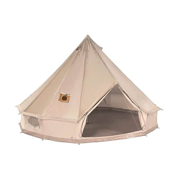 DANCHEL Cotton Bell Tent with Two Stove Jacket