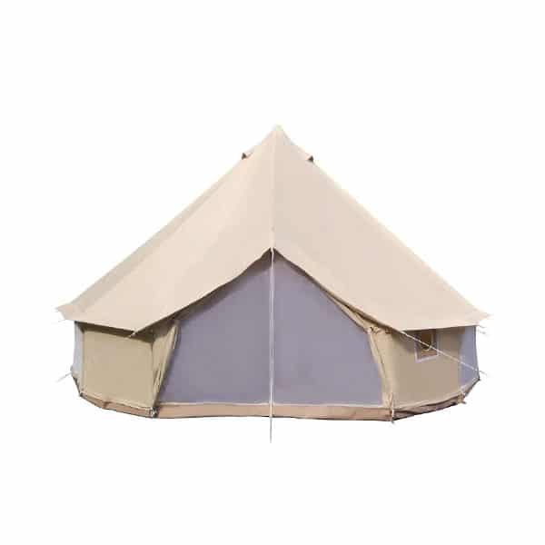 Dream House Luxury Outdoor Waterproof Tent on white background