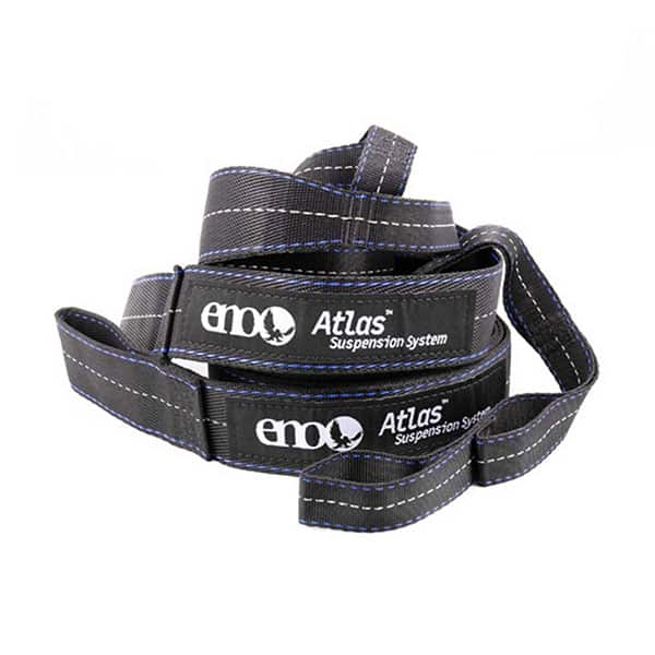 ENO Eagles Nest Outfitters Atlas Straps on white background