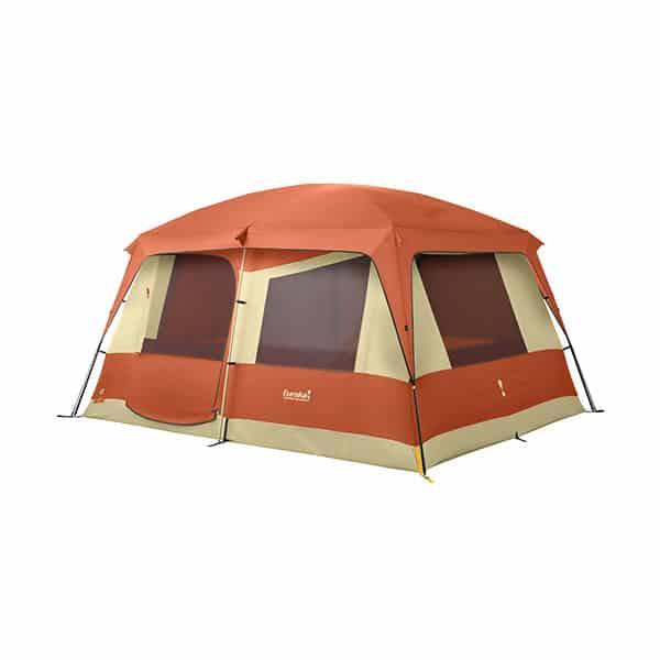 Eureka! Copper Canyon Three-Season Camping Tent on white background