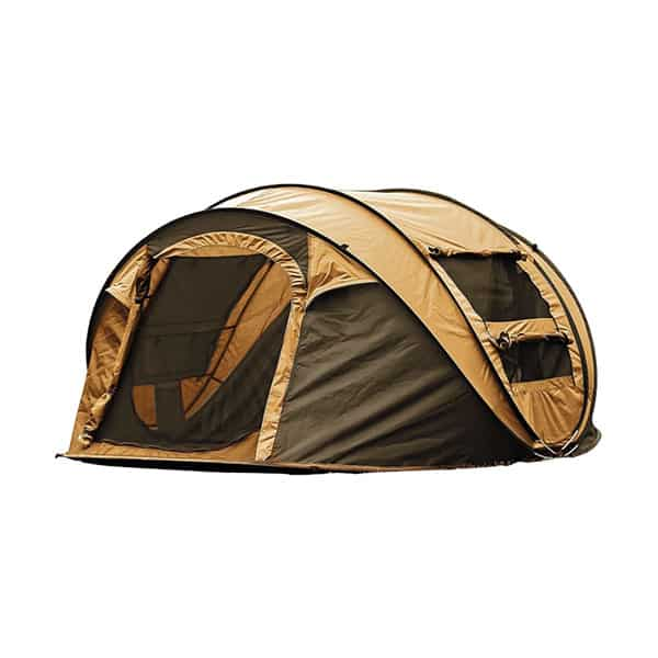 FiveJoy Instant Popup Camping Tent on white background