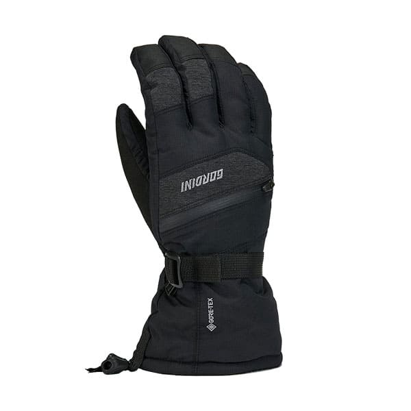 Gordini Gauntlet Gore-Tex Gloves on white background