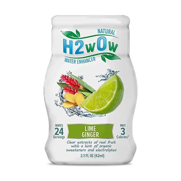 H2wOw Water Enhancer Drops Variety Pack on white background