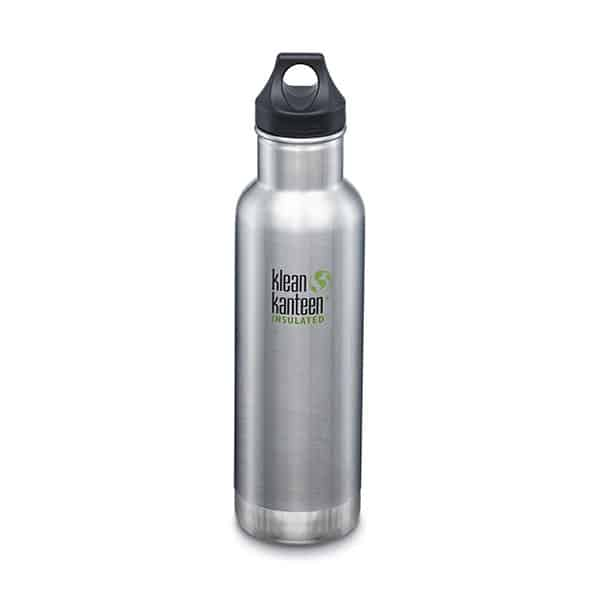 Klean Kanteen Insulated Classic on white background