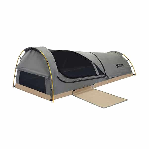 Kodiak Canvas 1-Person Canvas Swag Tent