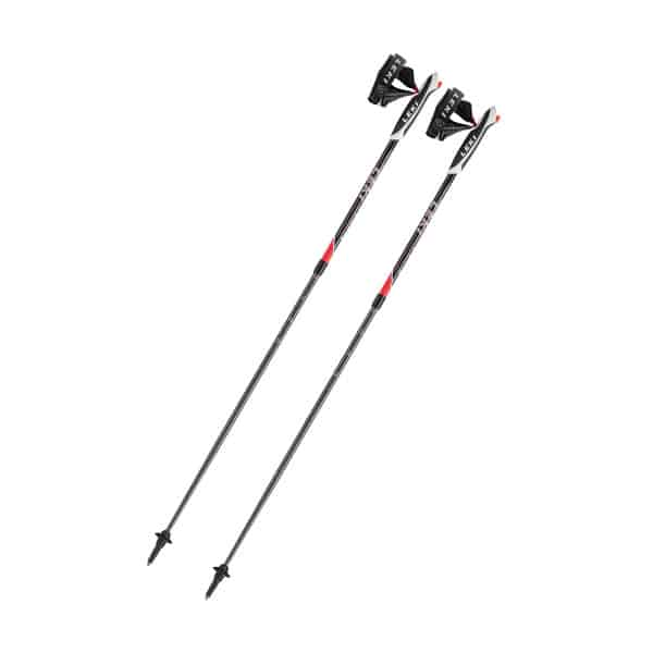 Leki Spin Nordic Walking Stick on white background