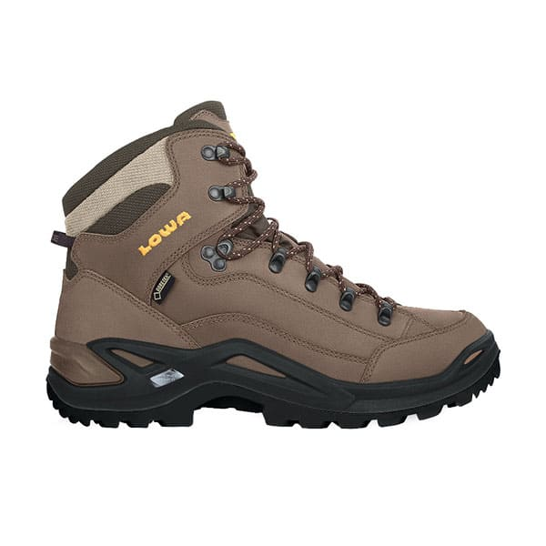 Lowa Men's Renegade GTX Mid Hiking Boot on white background