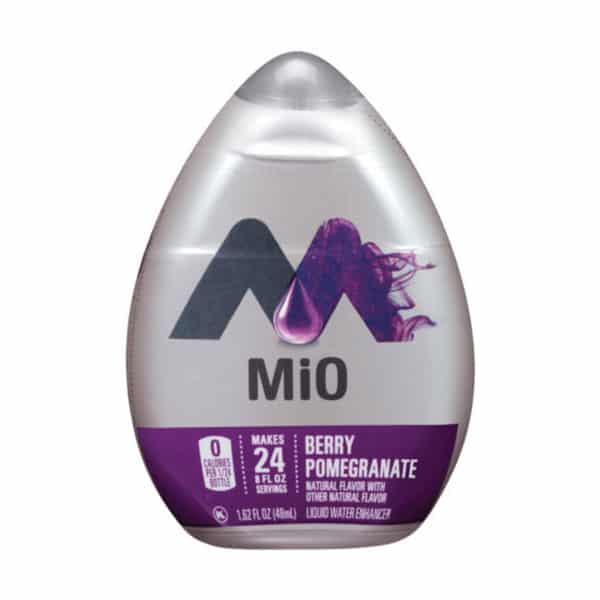MIO Water Enhancer Berry Variety Pack on white background