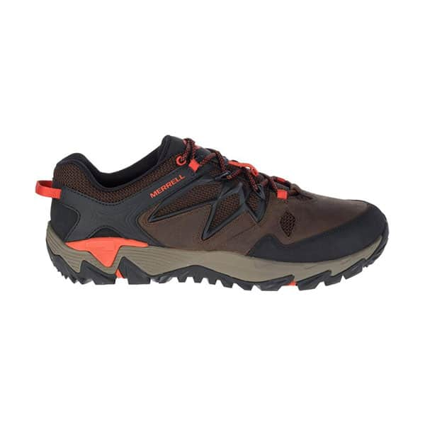 Merrell All Out Blaze 2 Waterproof on white background