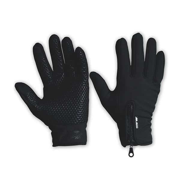 Mountain Made Outdoor Gloves on white background