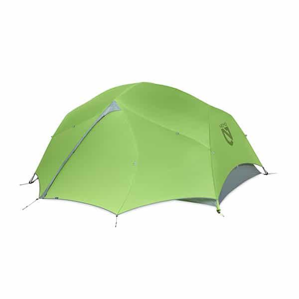Nemo Dagger Ultralight Backpacking Tent on white background