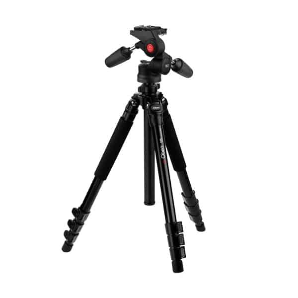 Oben AC-1451 4-Section Aluminum Tripod