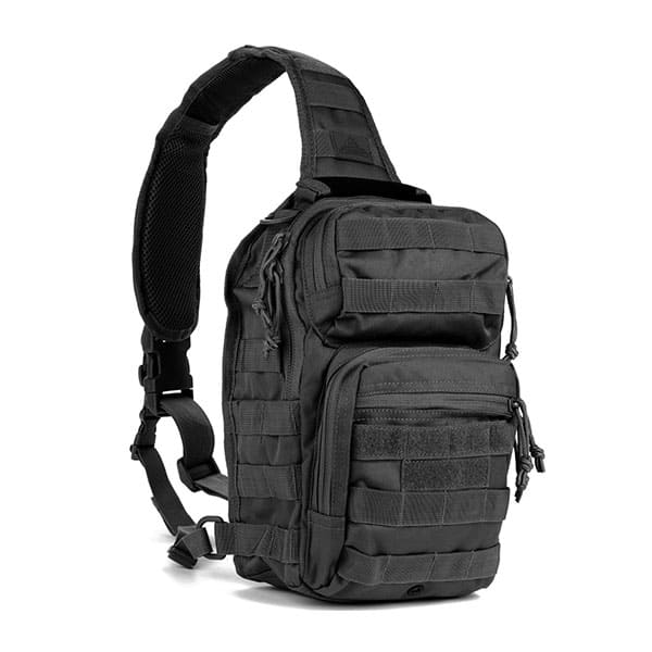 Red Rock Outdoor Gear Rover Sling Pack on white background