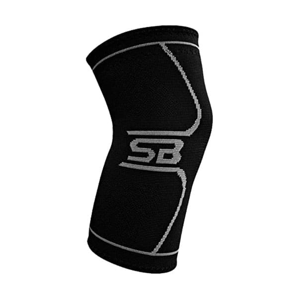 SB SOX Compression Knee Brace on white background