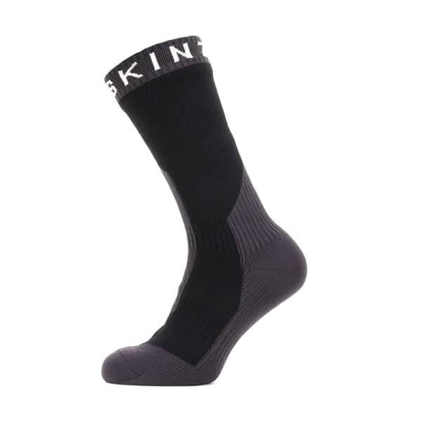 SealSkinz Trekking Thick Mid Sock on white background