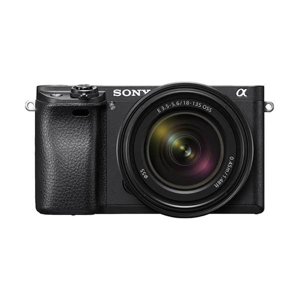Sony Alpha a6300 Mirrorless Digital Camera
