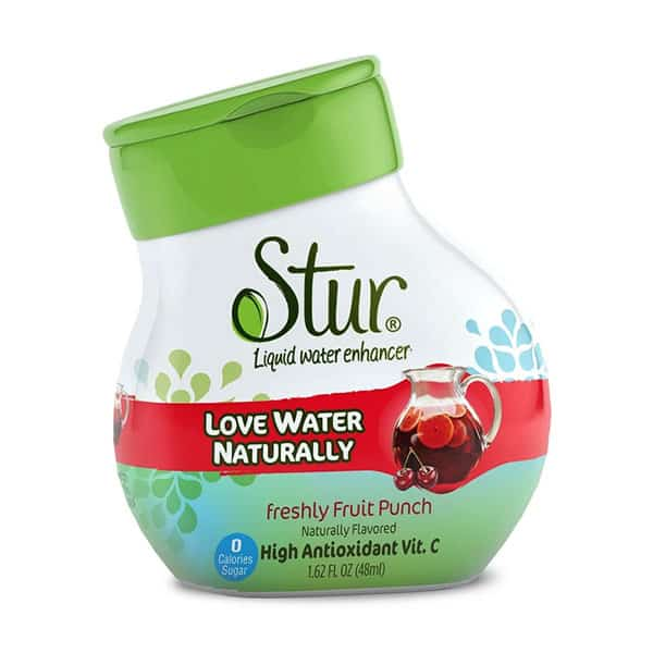 Stur Natural Water Enhancer Classic Variety Pack on white background