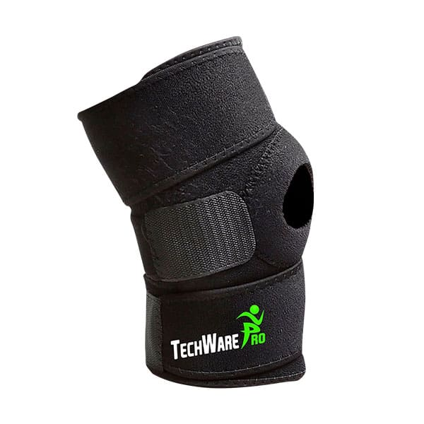 TechWare Pro Knee Brace Support on white background