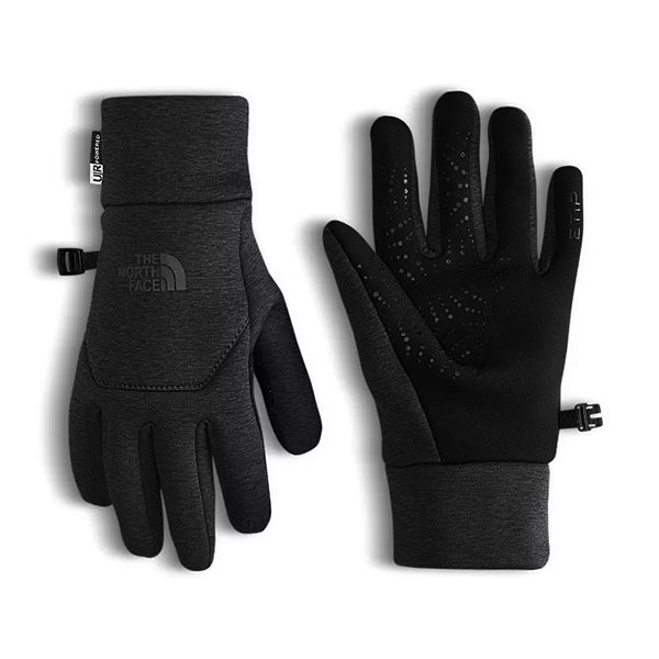 The North Face Etip Hardface Gloves on white background