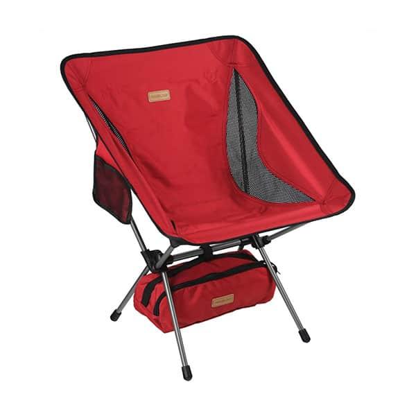 Trekology YIZI HIGH Back Portable High Back Camping Chair