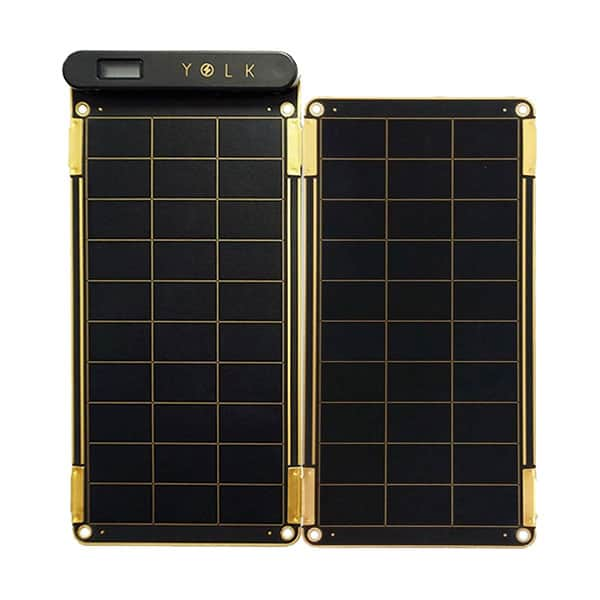 Yolk Station Paper-Thin and Light Portable Solar Charger