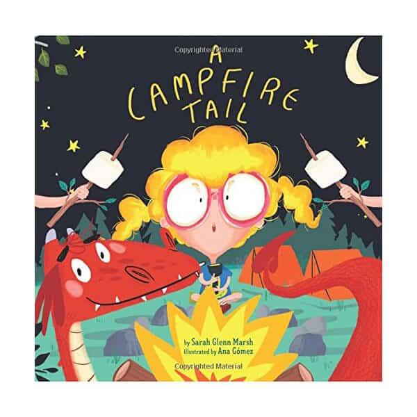 A Campfire Tail - Sarah Glenn Marsh