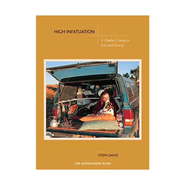 High Infatuation - Steph Davis on white background