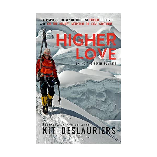 Higher Love - Kit DesLauriers on white background