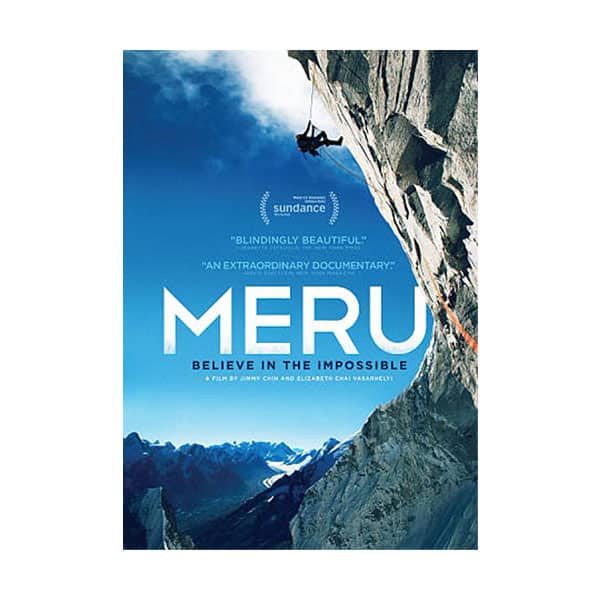 Meru movie's cover on white background