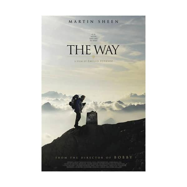 The Way movie's cover on white background