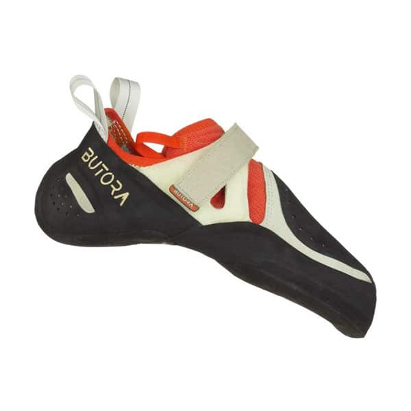 Butora Acro climbing shoes for wide feet on white background