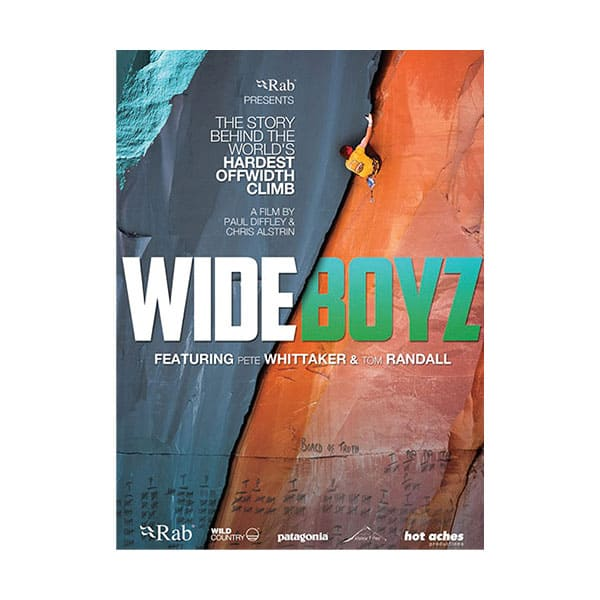 Wide Boyz documentary cover on white background