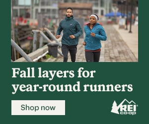 REI.com - Fall layers for year-round runners